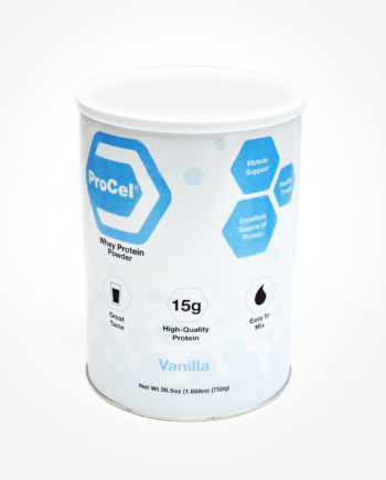 ProCel Vanilla Whey Protein