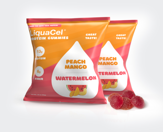 liquacael-protein-gummies